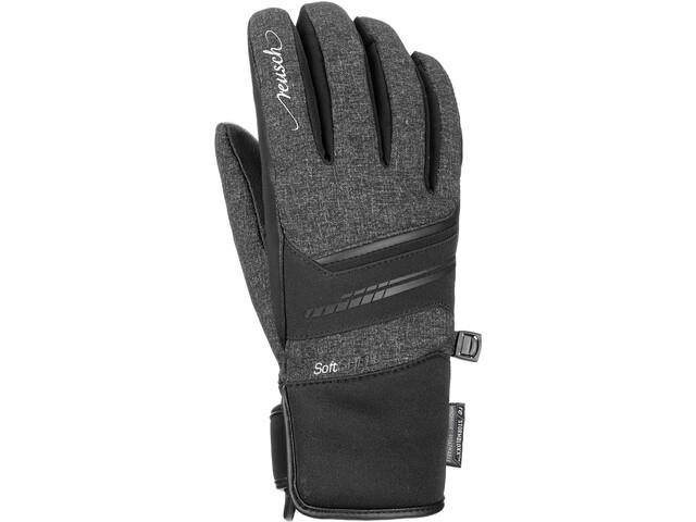 Reusch Tomke STORMBLOXX Handsker Damer, black/black melange